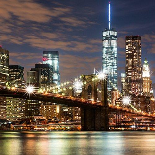 Brooklyn Bridge Canvas With Led Lights in Florida - 3