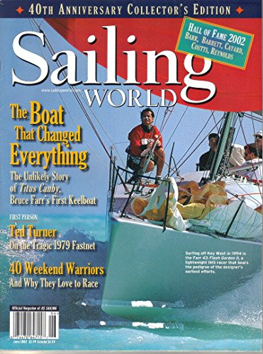 Sailing World Magazine, June 2002 (Vol 40, No. 5)