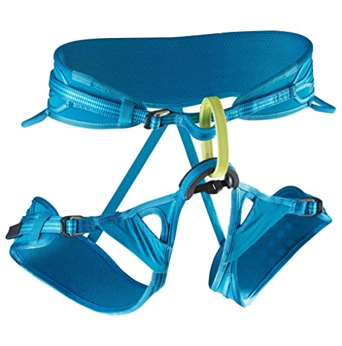 EDELRID Orion Climbing Harness -Turquoise Small
