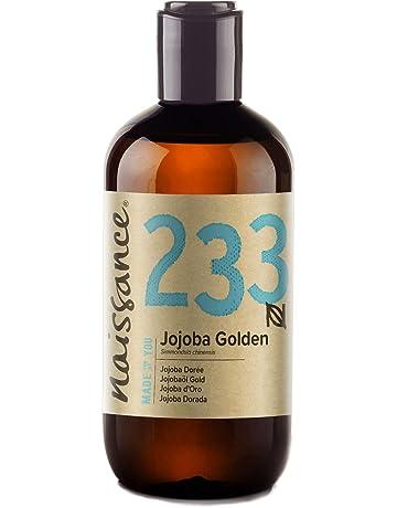 Naissance Aceite Vegetal de Jojoba Dorada n. º 233 – 250ml - Puro, natural