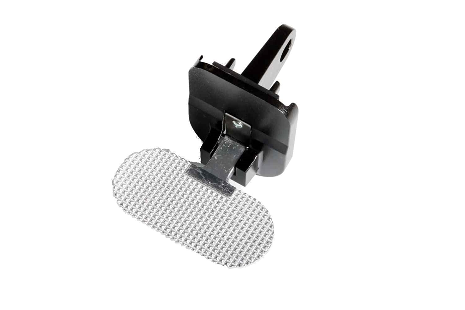Lund 602001 Universal Hitch Mounted Folding Step for 2 Receiver
