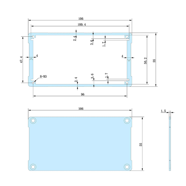200A//10kA 250VAC 1-1//4 Ampere Mersen GGC Glass Electronic Fuse 1//4 Diameter x 1-1//4 Length