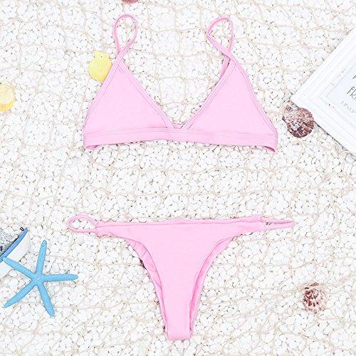 Pyl-yongyihalter badehose sexy bikinis,pink s
