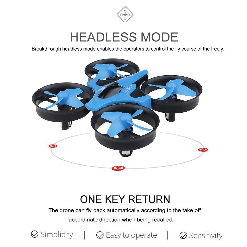 Headless Royalty Free Stock Music Pt2  >> Amazon Com Sykii Rc Mini Drone H36 2 4ghz 6axis Gyro Headless Mode
