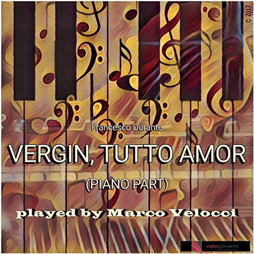 Amor Karaoke - Vergin, tutto amor (Karaoke Version, Piano Parts)