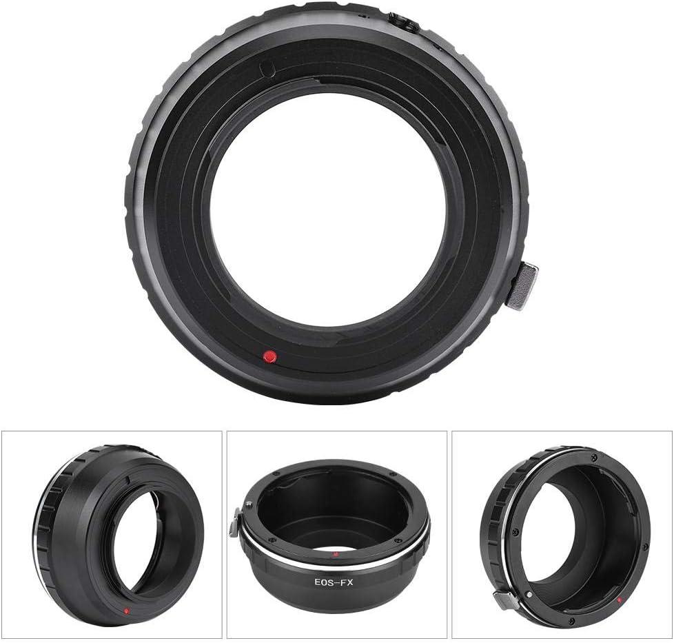 Senyar Metal Manual Focus Lens Adapter Ring for Canon EOS Lens to Fit for Fuji FX Mirrorless Camera