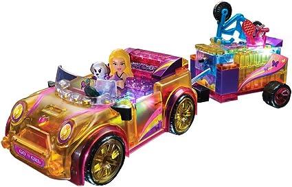 Lite Brix Cra-Z-Art Girls Sports Car