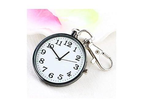 FERZA Home Reloj de Bolsillo Colgante Llavero Enfermera ...