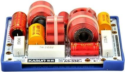 Crossover 3-Way 8 Ohm 800//4,500 Hz 200W
