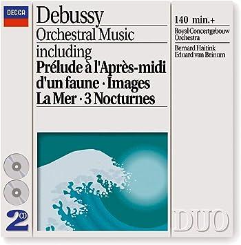Prelude a L'apres Midi D'un Faune/Images/La Mer/3