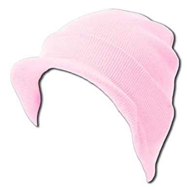 New Blank Cuff Beanie Visor (Comes In Many Different Colors) d2913d1bb09c