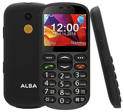 Big black mobile