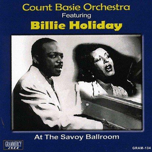 Billie Holiday - At the Savoy Ballroom (CD)