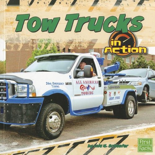 Tow Trucks in Action (Transportation Zone)