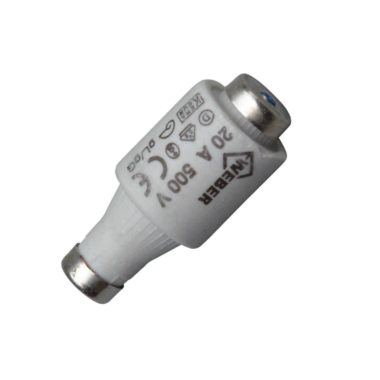Kopp 325400086 DIAZED-Sicherungseinsatz, 500-250 V