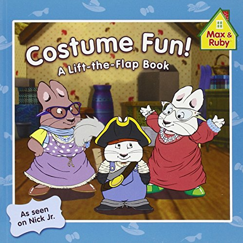 Costume Fun! (Max and Ruby)