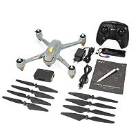 Formulaone Hubsan H501M X4 Air 20 Minutos 720P HD Cámara WiFi FPV RC Quadcopter Altitude Hold RC Drone sin escobillas con GPS Sígueme Modo