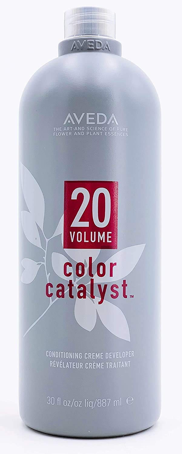 Aveda 20 Volume Color Catalyst Conditioning Creme Developer 30 fl oz / 887ml