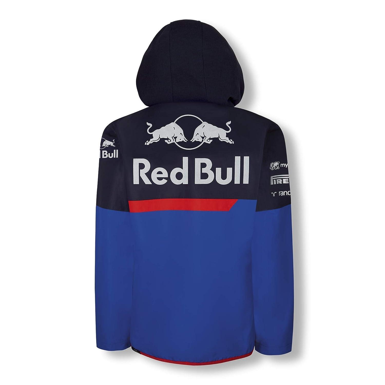 Red Bull Toro Rosso OTL Chaqueta Impermeable, Azul Unisexo ...