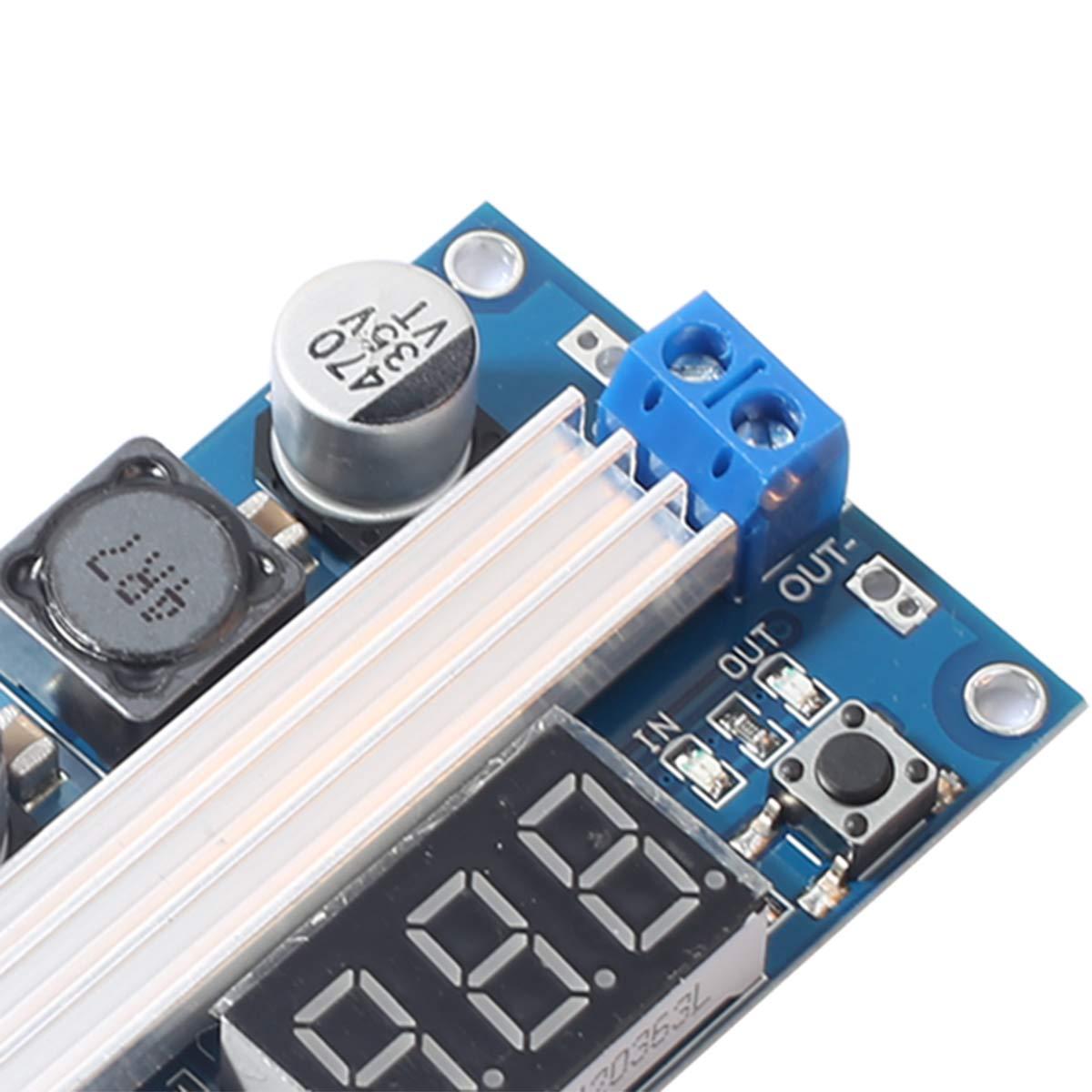 uxcell 1//4 Watt 620 Ohm Carbon Film Resistors 5/% Tolerances 0.25W 100pcs 4 Color Band a18060100ux0146