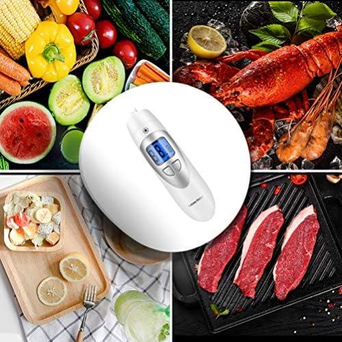 Ketone Breathalyzer, Ketogenic Breath Ketosis Breath Ketone Analyzer with 10 Mouthpiece(White) 6