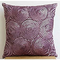 Sequins Antique Pillows Cover