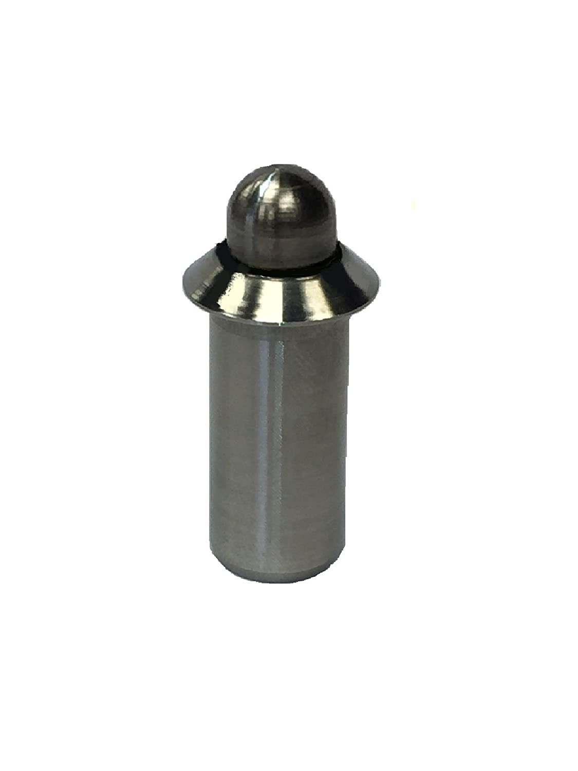 Ball /& Spring Plunger SSWPF10-4 Press Fit Round Nose Plunger Standard End Force S/&W Manufacturing Co Inc.