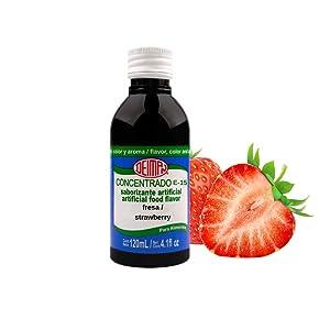 Deiman Artificial Food Flavoring Strawberry C 4 fl.oz.
