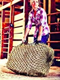 Square Bale Hay Net