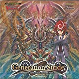 Cardfight Vanguard G Generation Stride Booster Box VGE-G-BT01