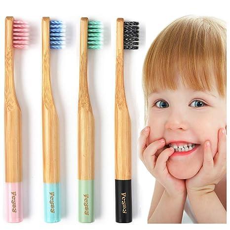 Pink Bite /'N Clean Turtle Kid/'s Toothbrush