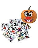 Amazon Price History for:Make Your Own Jack O Lantern Halloween Sticker Set