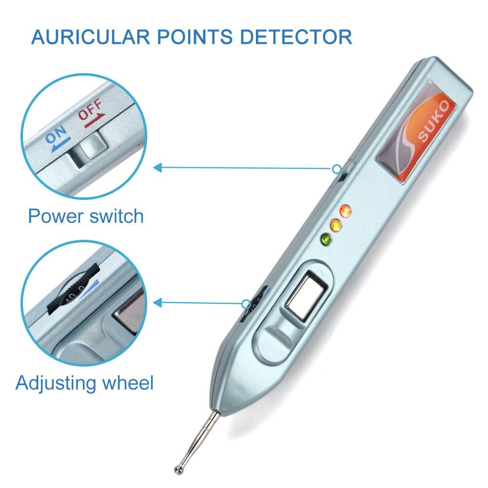 Amazon.com: Detector de puntos de oreja, detector de puntos ...
