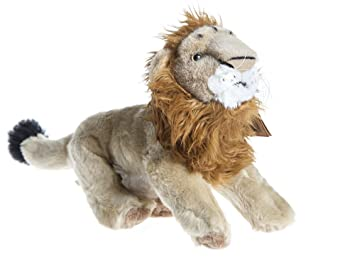 Animal Planet - Peluche Leon 30cm - Calidad super soft