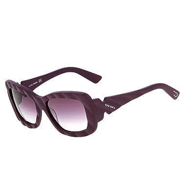 916c2306e7 Diesel UV Protected Square Women Sunglasses - (DL0006 56 82Z