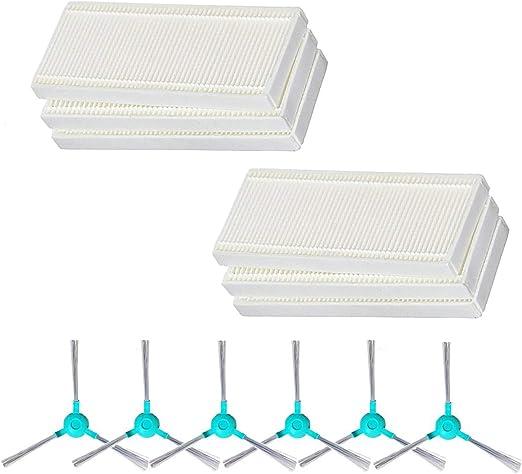 REYEE Pack de 12 Kit de Accesorios de Repuesto para Cecotec Conga ...