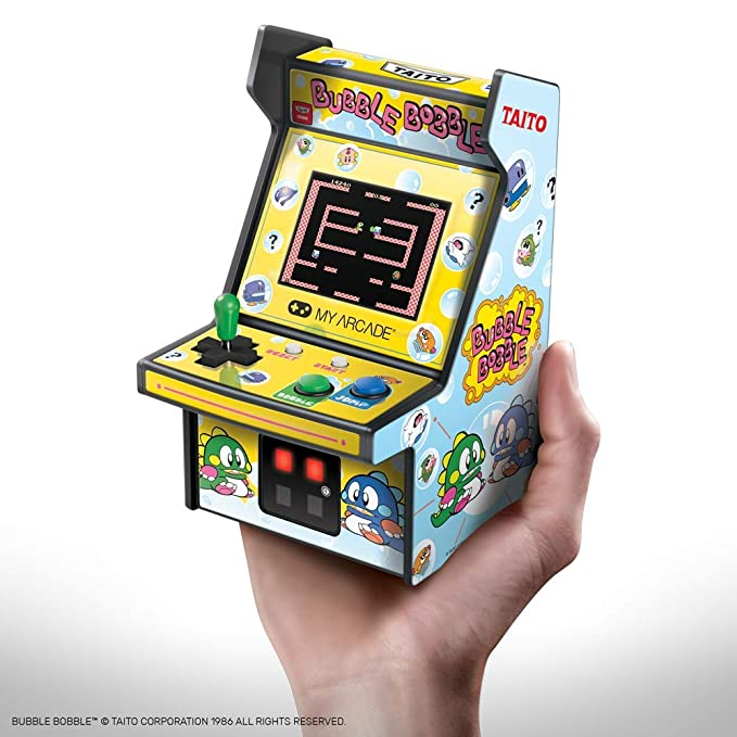 Mini Arcade Machine: Bubble Bobble