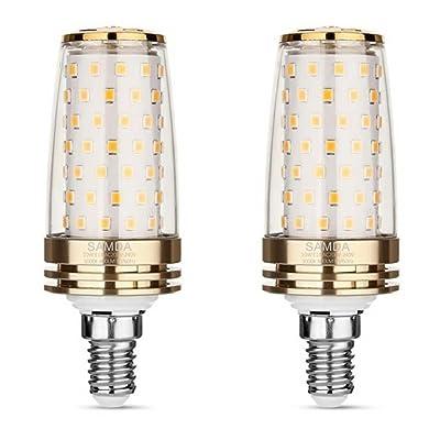 E14 Ampoule Light 10 Chaud W Led Blanc 3000k Bougie Candle LzpGqSUMV