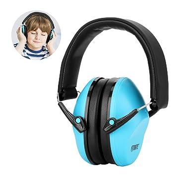 Deer Head. Kids Cotton Headphone Bags