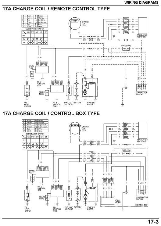 Amazon Honda Gx630 Gx660 Gx690 Engine Service Repair Shop Rh Ignition: Honda Gx630 Ignition Wiring Diagram At Kopipes.co