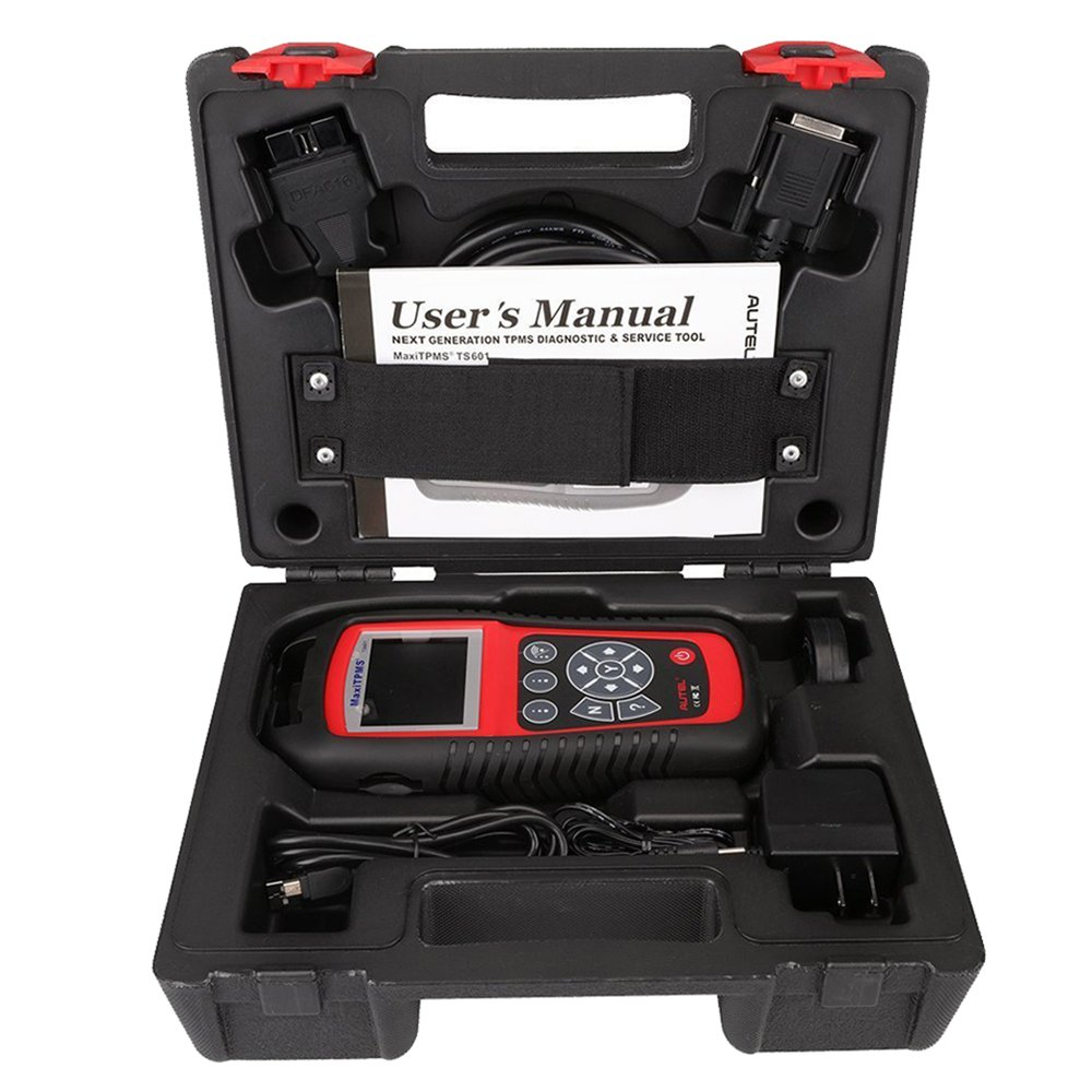 Autel MaxiTPMS TS601 Wirelessly Diagnosing TPMS Reprogramming Activation Relearn Tool With Basic OBDII Code Reader Function by Autel (Image #5)