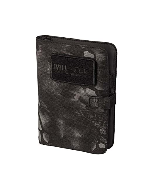 Mil-tec Tactical Notebook Medium Multitarn Notizbuch Koffer, Taschen & Accessoires
