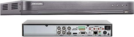 DVR Turbo HD 4/CH resoluci/ón de hasta DE MPX ds-7204hqhi-k1/Hikvision h.265/