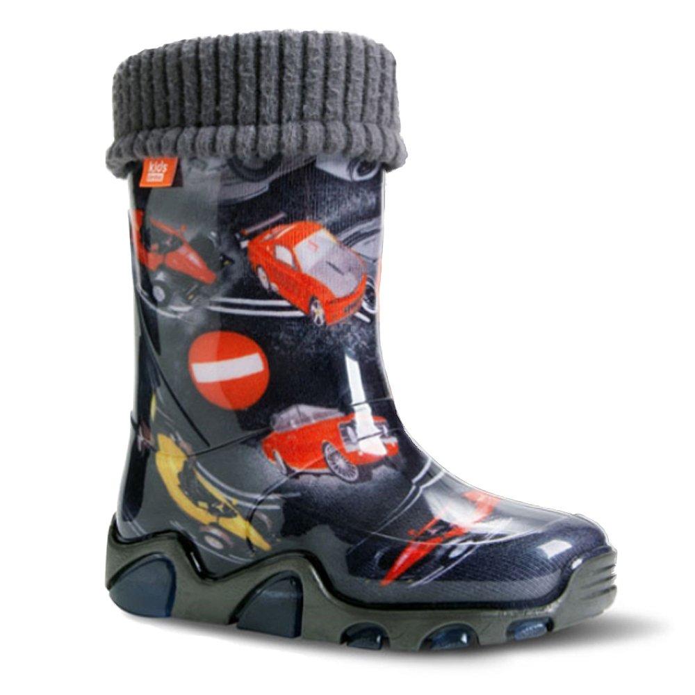 b15f8ad2e1f DEMAR Botas De Goma De Niño forrado STORMER LUX  Amazon.es  Zapatos y  complementos