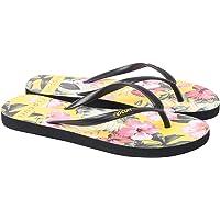 Rip Curl Women's Hanalei Thong Sandals, Yellow
