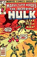 Marvel Super-Heroes (Vol. 1) #84