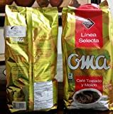 Oma Colombian Coffee - Linea Selecta 500gr-17.6oz Ground