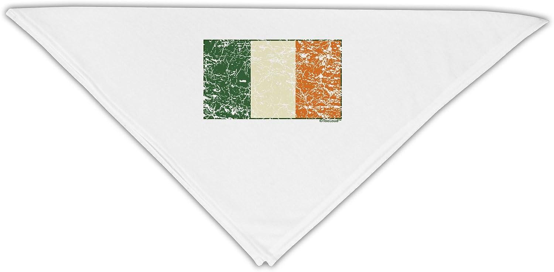 Flag of Ireland Toddler T-Shirt Dark TooLoud Distressed Irish Flag