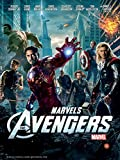 DVD : Marvel's The Avengers