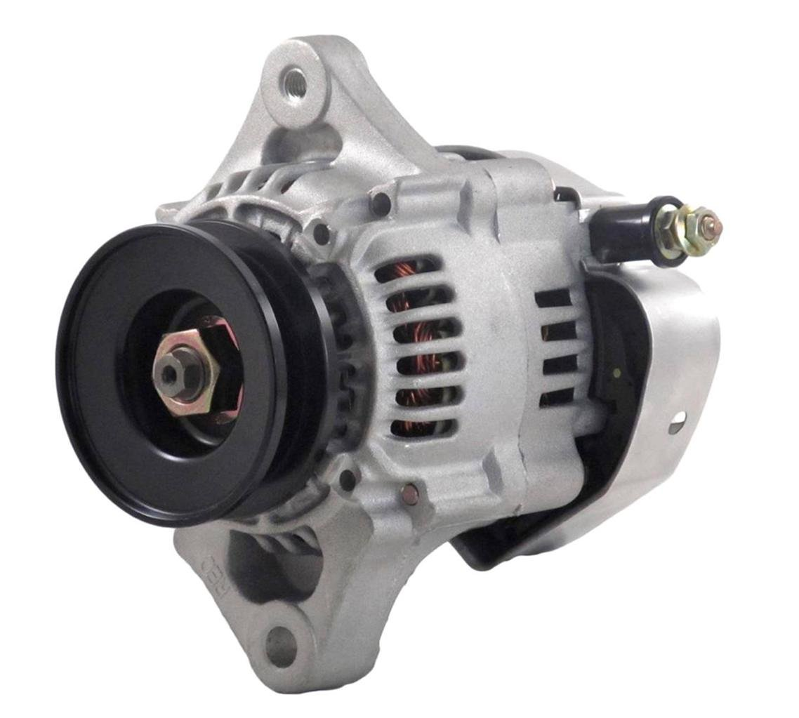 Amazon.com: NEW CHEVY MINI ALTERNATOR DENSO STREET ROD RACE 93MM 60AMP 3- WIRE: Automotive